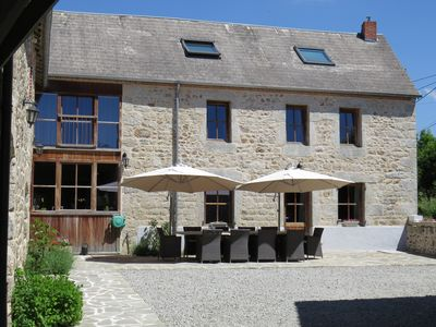 Photo for 6BR House Vacation Rental in Charensat, Auvergne-Rhône-Alpes