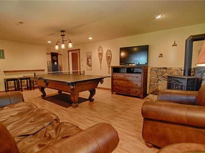 Photo for Beautifully Updated Home Near NStar with Game Room! ~ Property #232