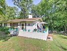2BR Cabin Vacation Rental in Park Hill, Oklahoma