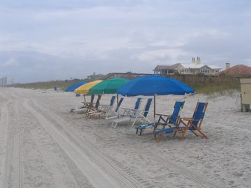 Book Spring & Summer 2018 Now - Beach Chairs Included - Dunes Village