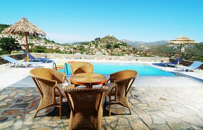 Photo for Nikoleta Villa in Picturesque Village, only 10 min drive from the Beach!