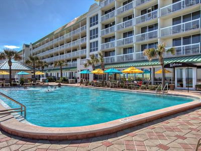 Photo for Spacious-Clean, Family/Kid Friendly 8th-Floor Suite at Ocean Front Daytona Bch Resort-FREE WIFI-HBO!