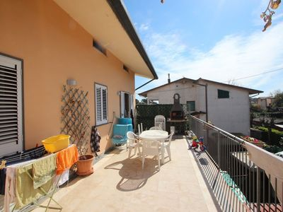 Photo for 3BR Apartment Vacation Rental in Capanne-Prato-Cinquale, Toscana