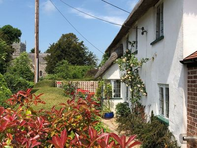 Photo for 3 bedroom accommodation in Winterborne Stickland, near Blandford Forum