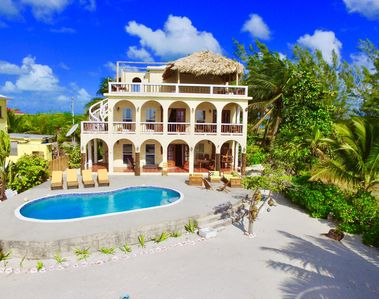 Photo for SPECIAL FOR DECEMBER '19! Luxury beachfront home w/ pool, private dock/concierge