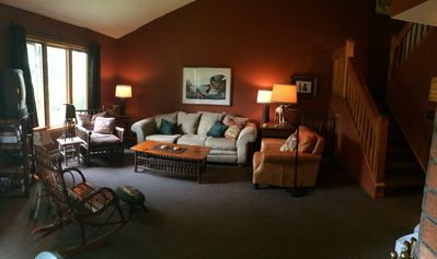 Beautiful Town Home Overlooking Amazing Whiteface Golf Club