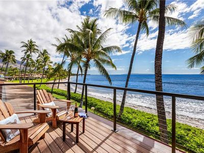 Stylish Executive Home and Direct Oceanfront Luxury #19-1