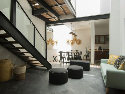 Photo for Central Luxury house - Condesa Neighborhood