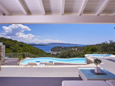 Photo for Elegant Luxurious Villa With Breathtaking Sea Views & Fabulous Infinity Pool