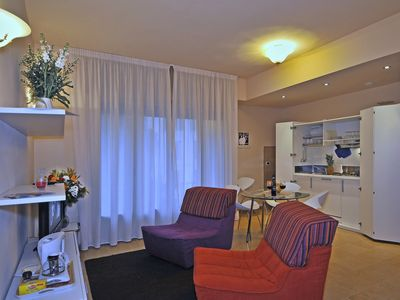 Photo for Puccini apartment - 2 rooms - in the center