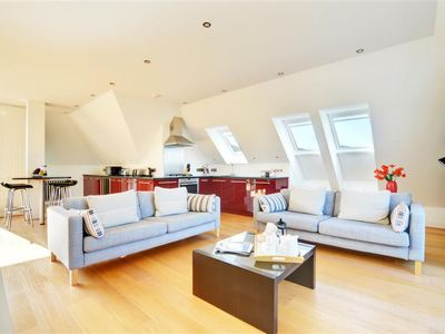 Photo for Apartment Penthouse at Pointview in Barnstaple and Braunton - 4 persons, 2 bedrooms