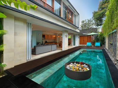 Photo for Cozy 2 Bedrooms Pool Villa in Legian