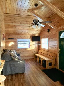 Photo for Kelly's Cottage - two bedroom cabin located in Pittsburg, New Hampshire