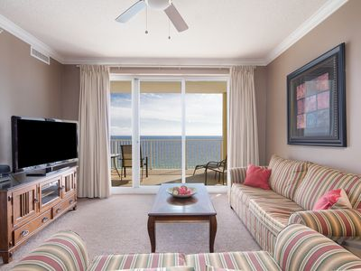 Photo for Ocean Reef 1809 - Luxury Gulf Front Condo