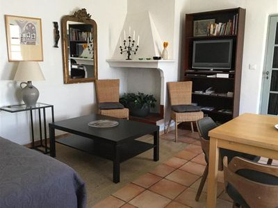 Photo for Very nice apartment located in the center of the historic district of Aix.