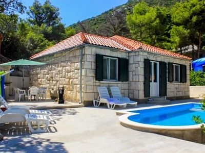 Photo for House Ana (53261-K1) - Sobra - island Mljet