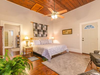 Photo for Charming suite in historic downtown neighborhood