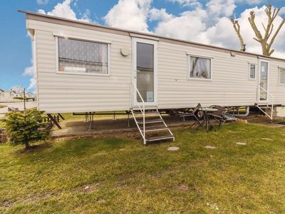 Photo for 8 berth static caravan to hire at Cherry Tree park in Norfolk
