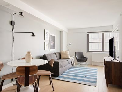 Photo for Sonder   The Nash   Relaxed 1BR + Grilling Area
