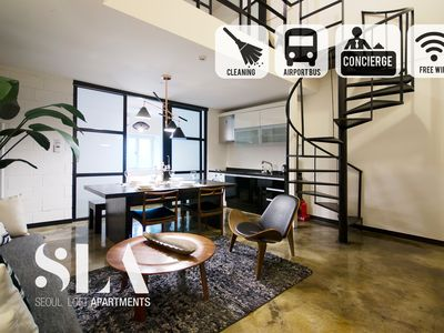 ★SLA★25.Penthouse 2Bedroom(Monthly Discount/DDP)