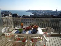 Well equipped apartment with fabulous views
