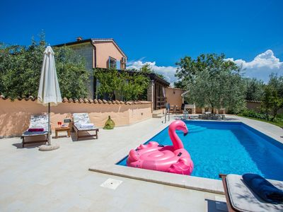 Photo for Detached villa with private swimming pool,lots of privacy, bedroom with bathroom