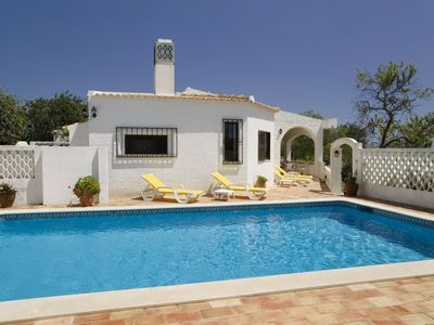 Photo for Family-Friendly Villa, Private Solar Heated Pool, Panoramic Views, Sleeps 6