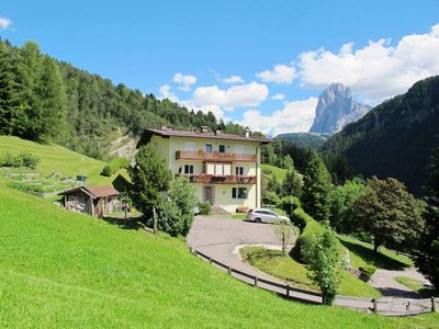 Photo for Apartment Haus Illyria  in St. Ulrich, Dolomites - 6 persons, 2 bedrooms