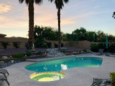 Photo for Low Summer Rates! Private heated pool*, Cold A/C, great location!