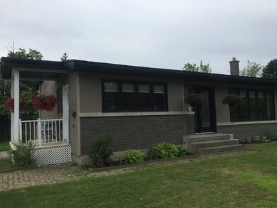 Photo for Beautiful, spacious home in perfect location in Sherbrooke.