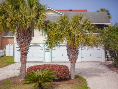 Photo for Stay with Lucky Savannah: 4 Bedroom Home on Tybee Island with Pool & Parking