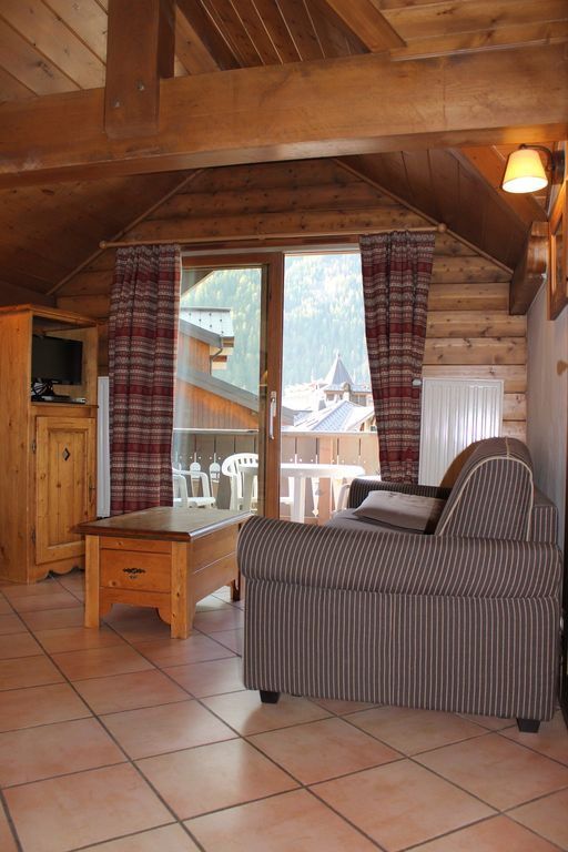 location appartement chamonix