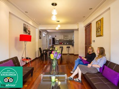 Photo for WONDERFUL APART SUITE IN THE HEART OF CUSCO CITY