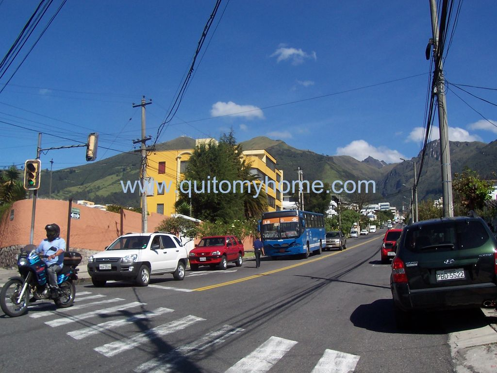 Property Prices Quito