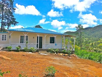 MOUNTAIN COTTAGE LOCATED IN SMALL VILLAGE 25 MIN FROM SAN JOSE DE OCOA