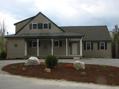 Four season vacation home rental in Bretton Woods,