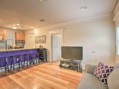 Photo for NEW! Gated Condo w/Balcony-0.5 Mi to Tiger Stadium