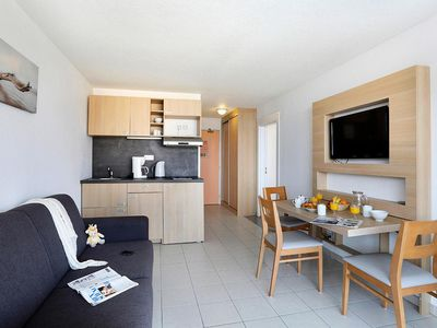Photo for 1BR Apartment Vacation Rental in Théoule sur mer