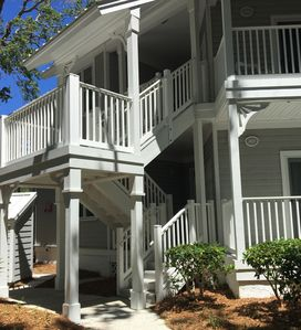 Photo for Beautiful Treetop Condo includes  free Golf
