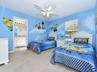Photo for New Owners Just Reno 2019 8 BEDROOM 3miles to Disney Themed Rooms Golfers Dream