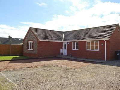 Photo for 3BR Cottage Vacation Rental in Happisburgh, North Norfolk