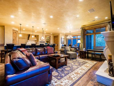 Photo for Luxury Townhome sleeps 10 – Canyons Village Ski-in/Ski-out and Canyons Golf - By PADZU
