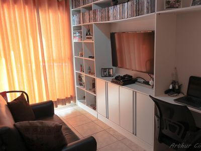 Photo for 1BR Apartment Vacation Rental in Praia Grande, SP