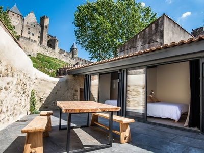 Photo for 3BR Apartment Vacation Rental in Carcassonne