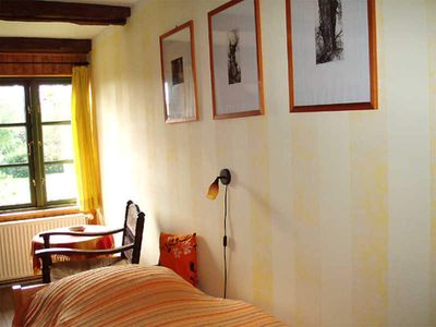 Photo for Holiday Room Yellow Cat - Old Ausspanne & Wossidlo Haus Walkendorf