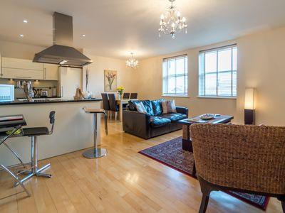 Photo for Luxury self-catering apartment by York Minster (and close to Betty's Café!)