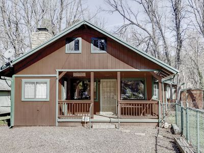 Enjoy our Cabin on the Creek!