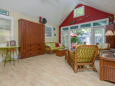 Coconut: 2 BR / 1 BA private home in Key West, Sleeps 4