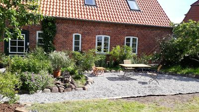 Photo for Holiday on the Gutshof- Beautiful large apartment near the Baltic Sea