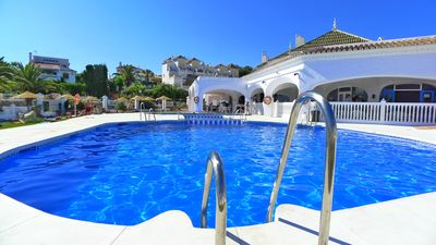Photo for Holiday apartment close to Burriana beach in Nerja - R795